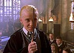 Tom Felton as Draco Malfoy in Harry Potter and The Chamber of Secrets