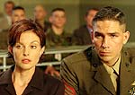 "Ashley Judd and James Caviezel in ""High Crimes"""