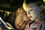 "Sean Penn and Dakota Fanning in ""I Am Sam"""