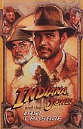 "Box art for ""Indiana Jones and the Last Crusade"""
