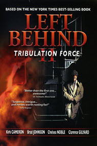 "DVD cover ""Left Behind II: Tribulation Force"""