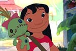 "Scene from ""Lilo and Stitch"""