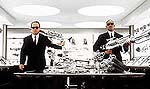 "Tommy Lee Jones and Will Smith in ""Men in Black 2"""