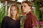 "Agnes Bruckner and Michael Pitt in ""Murder By Numbers"""