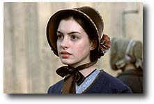 "Anne Hathaway in ""Nicholas Nickleby"""