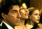 Al Pacino and Catherine Keener in 'Simone'