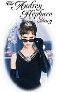 "Box art for ""The Audrey Hepburn Story"""