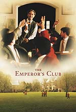 Poster art for 'The Emperor's Club'
