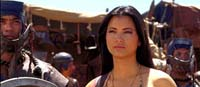 "Scene from ""The Scorpion King"""