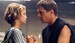Laura Regan and Marc Blucas in Wes Craven Presents: They