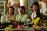 "Keri Russell, Simbi Khali and Madeleine Stowe in ""We Were Soldiers"""