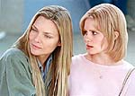 "Michelle Pfeiffer and Alison Lohman in ""White Oleander"""
