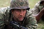 Nicolas Cage in Windtalkers