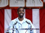 "Chris Rock in ""Head of State,"" courtesy of Dreamworks"