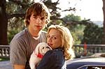 "Ashton Kutcher and Brittany Murphy in ""Just Married"""
