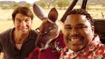 "Jerry O'Connell and Anthony Anderson in ""Kangaroo Jack"""