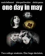 "Poster art for ""One Day in May"""