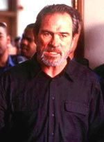 "Tommy Lee Jones in ""The Hunted,"" courtesy Paramount"