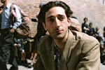 Best Actor winner Adrien Brody, courtesy of Focus Features