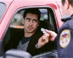 Colin Farrell in The Recruit