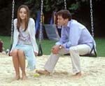 "Amanda Bynes and Colin Firth in ""What a Girl Wants,"" courtesy of Warner Bros."