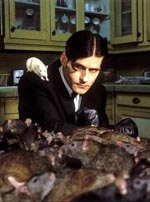 Crispin Glover as Willard, courtesy New Line Cinema