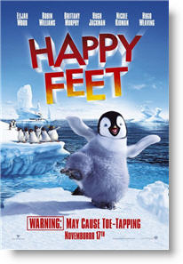 Happy Feet (2006) …review and/or viewer comments ...