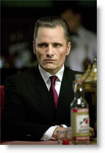 "Viggo Mortensen in ""Eastern Promises"