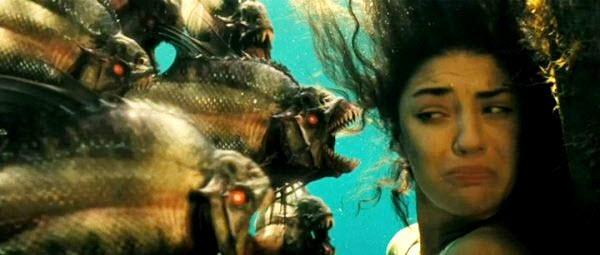 Piranhas Film