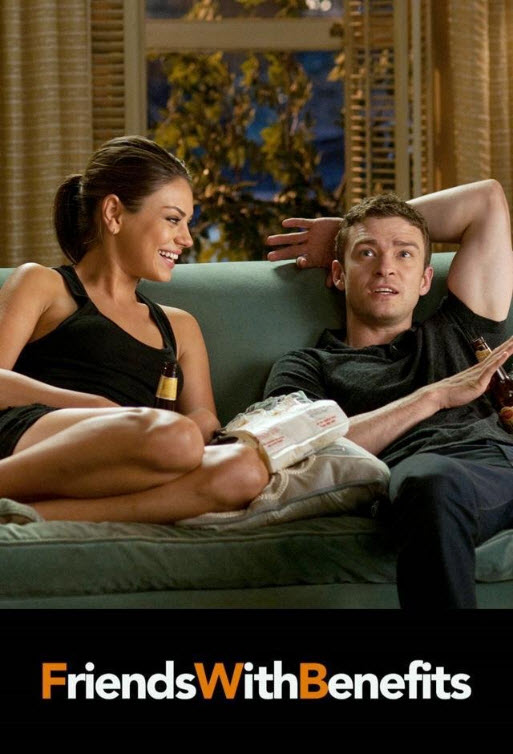 Секс по дружбе / Friends with Benefits (2011) .