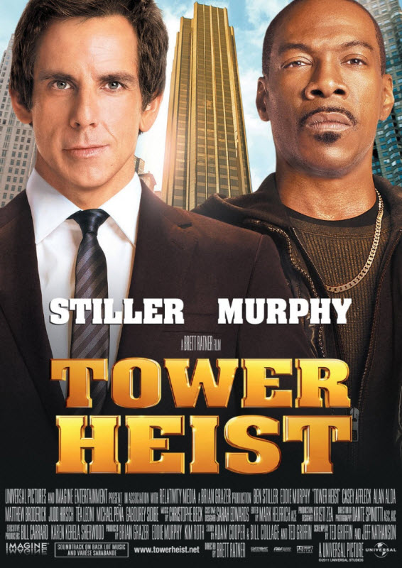 Tower Heist (2011) - Review and/or viewer comments ...