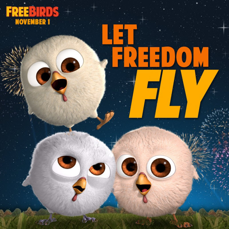 Free Birds Film