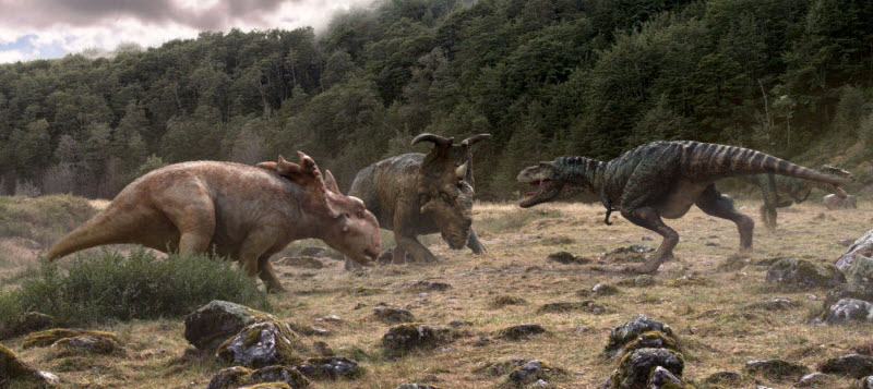 walking with dinosaurs 3d 2013 review and or viewer