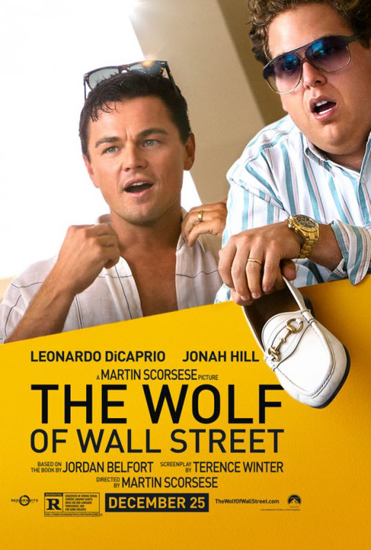 Wolf wall street movie answer