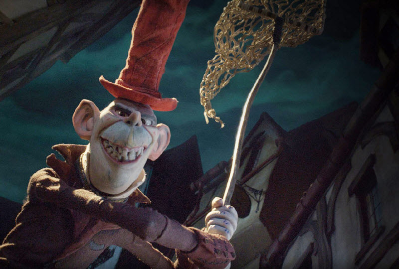 The Boxtrolls (2014) …review and/or viewer comments ...