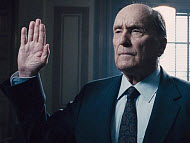 Robert Duvall in The Judge