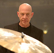 J.K. Simmons in Whiplash