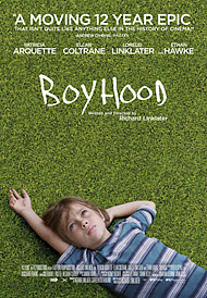 Richard Linklater in Boyhood