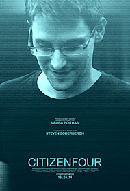 Laura Poitras, Mathilde Bonnefoy and Dirk Wilutzky in CitizenFour
