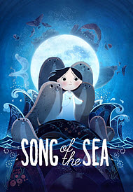 Tomm Moore and Paul Young in Song of the Sea