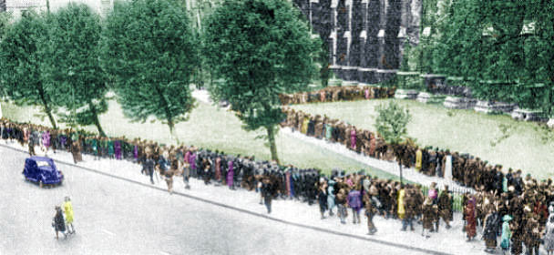 1940 National Day of Prayer in Britain