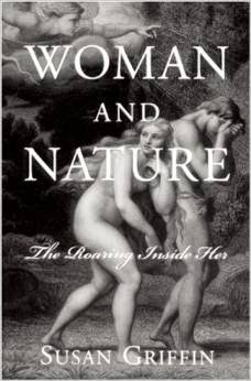 Woman and Nature bookcover