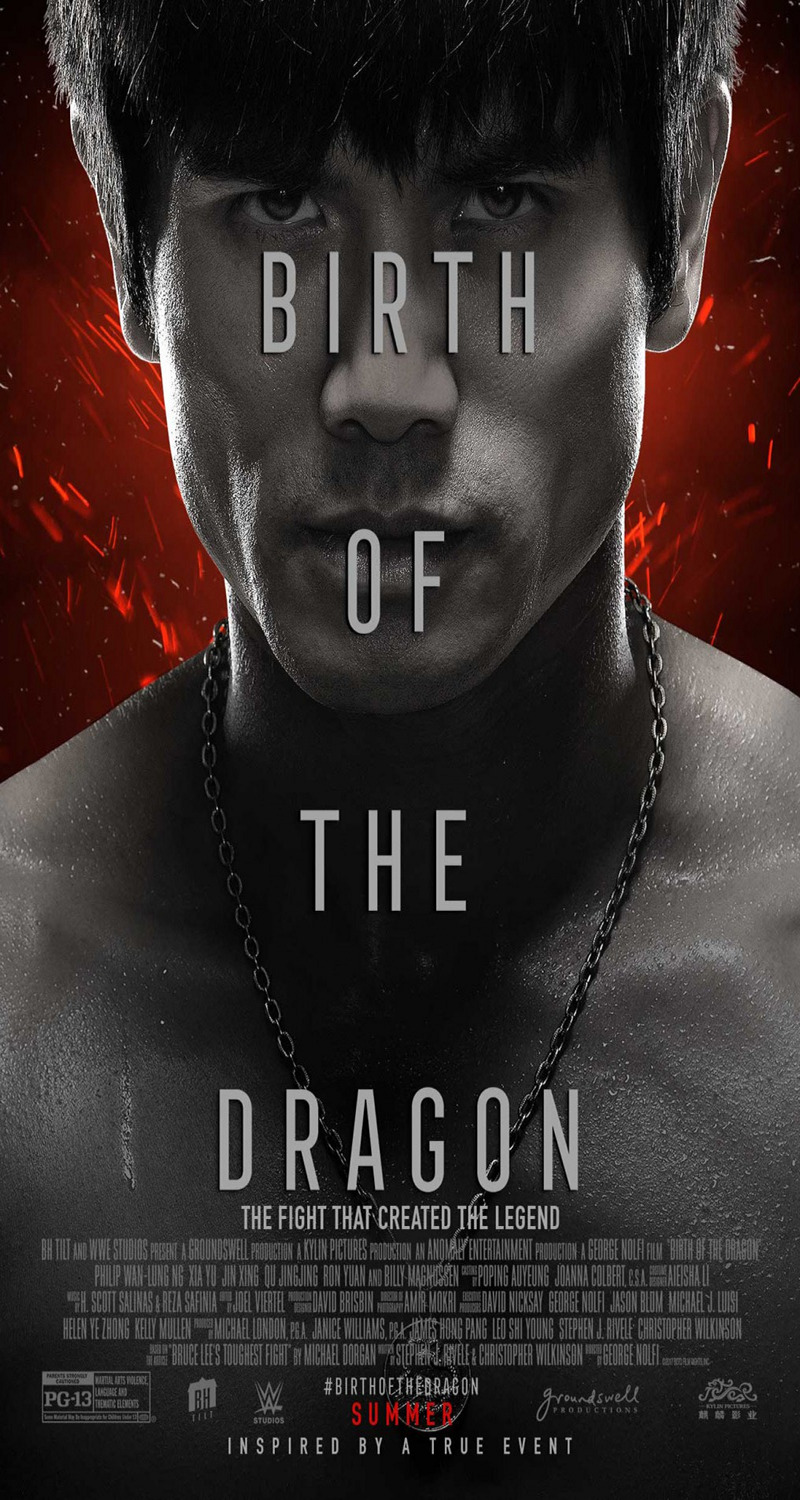 Birth of the Dragon (2017) …review and/or viewer comments • Christian Spotlight on the Movies ...