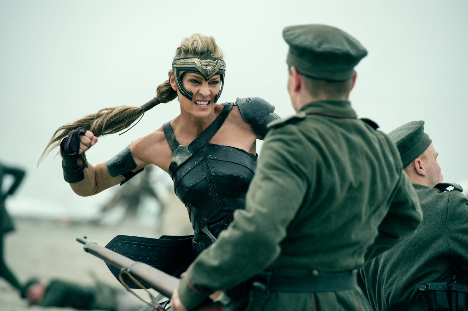 Wonder Woman (2017) .review and/or viewer comments - Christi