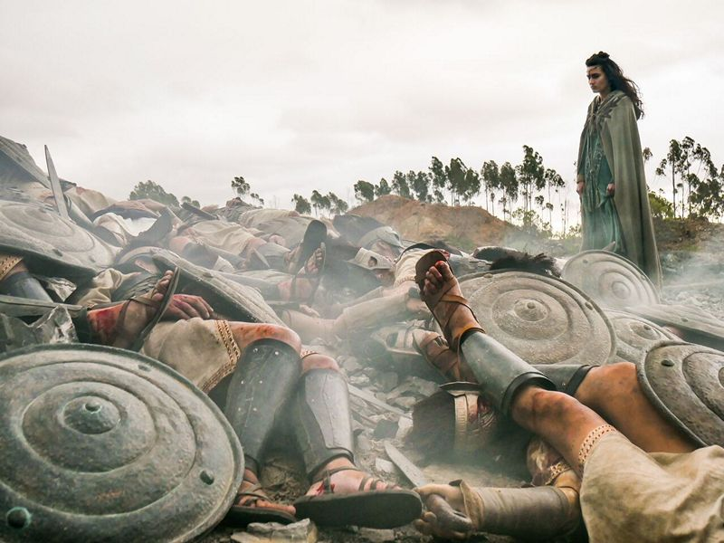 Samson (2018) …review and/or viewer comments • Christian Spotlight on the Movies ...