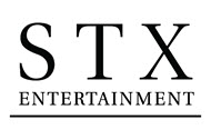 Distributor: STX Entertainment. Trademark logo.