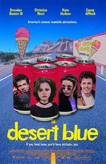 Movie poster—Desert Blue.