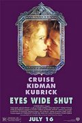 Eyes Wide Shut poster. Copyrighted.