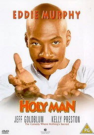 Holy Man DVD cover