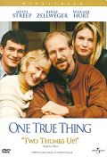 Cover Graphic of One True Thing